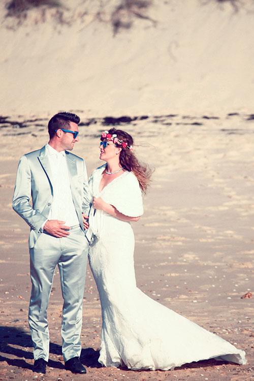 Mariage Audrey et Mickael au Cap Ferret oar Jenny Morel Weddings