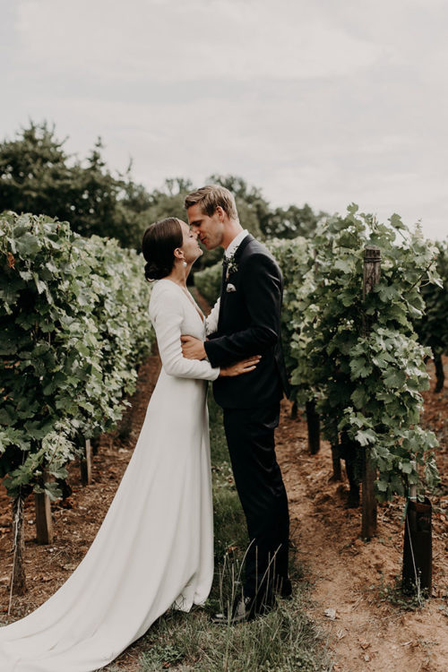 Mariage Joanna et Tobias à Saint-Emilion par Jenny Morel Weddings