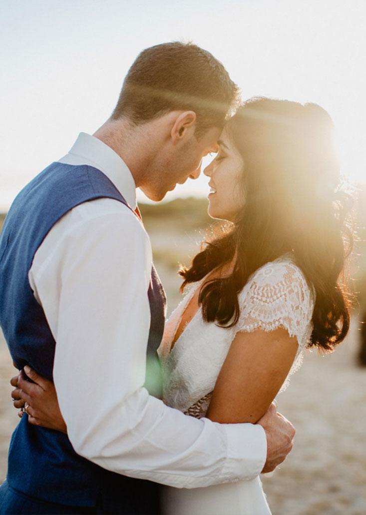 Mariage Melini et Gus au Cap Ferret par Jenny Morel Weddings