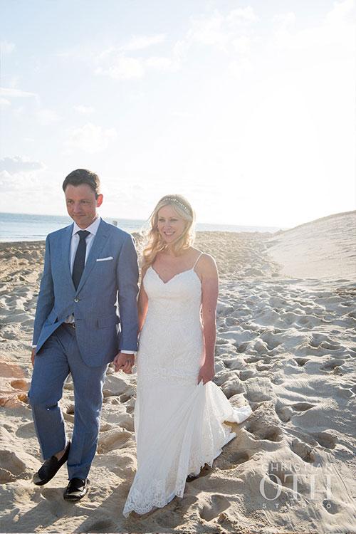 Mariage Nat et Jo au Cap Ferret par Jenny Morel Weddings