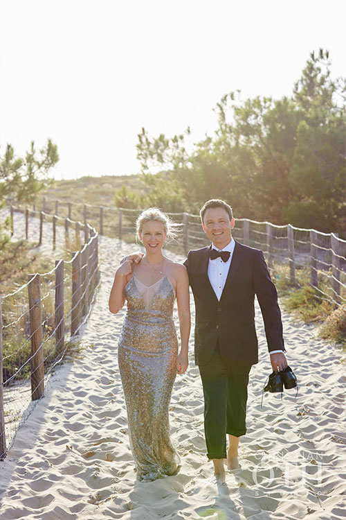 Mariage Nat et Jo au Cap Ferret par Jenny Morel Weddings