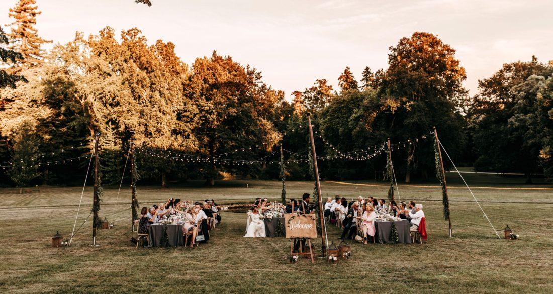 Destination wedding américain à Pessac